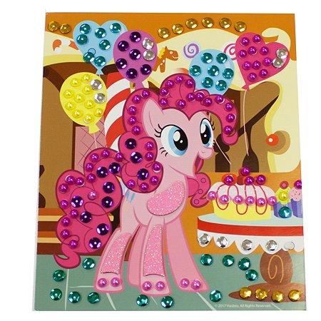 Волшебная аппликация My Little Pony Пинки пай 25*19 см