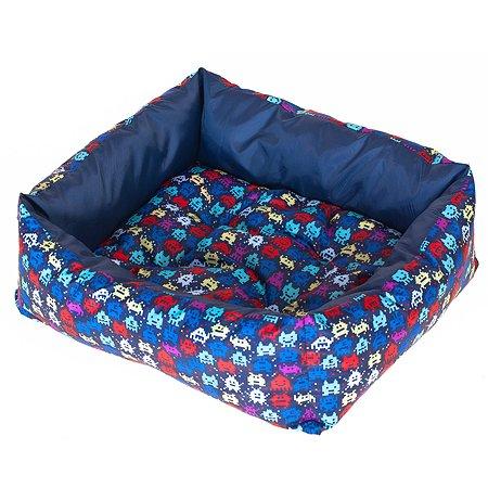 Лежак для собак Happy Puppy Пиксель M SHP-180073-2