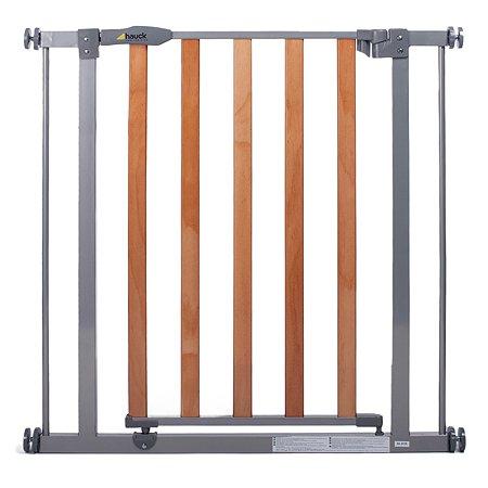 Ворота безопасности Hauck Woodlock Silver