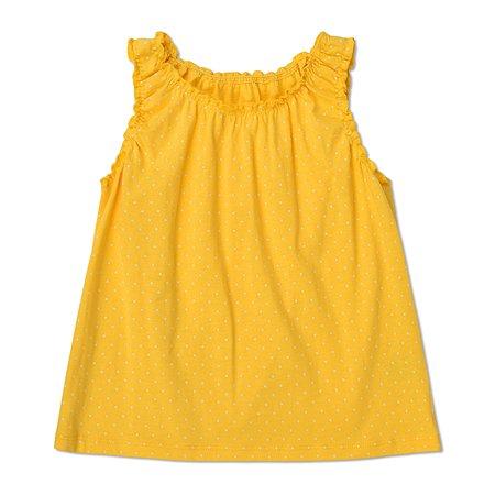 Майка BabyGo жёлтая