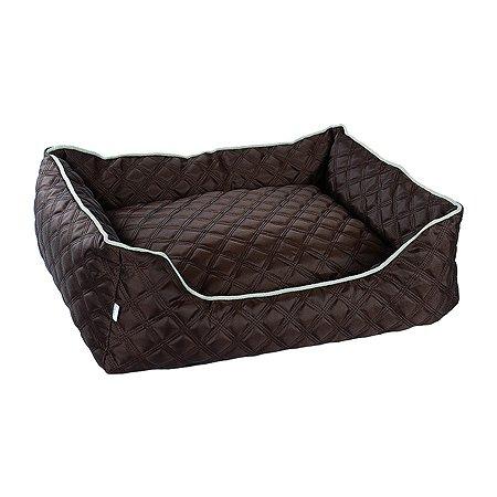 Лежанка для собак Не один дома Челси L 860119-02rBR2re