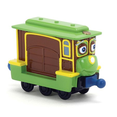 Паровозик Chuggington StackTrack Зефи