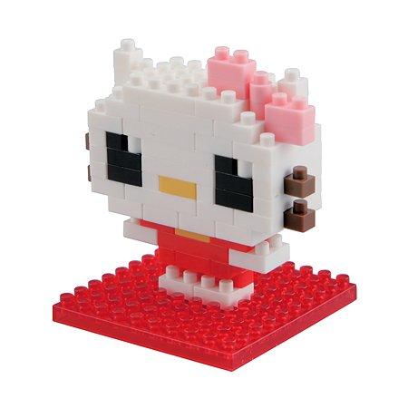 Конструктор Nanoblock Hello Kitty Kawaii