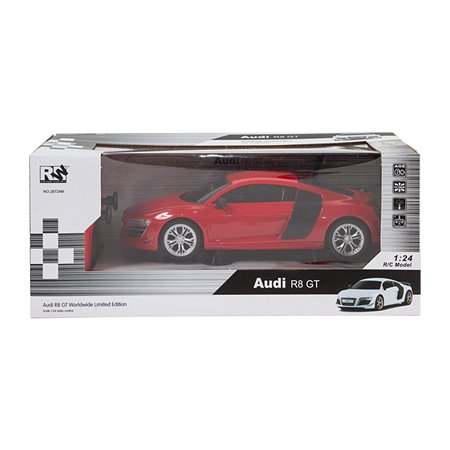 Машинка р/у HK Industries 1:24 AUDI R8 GT