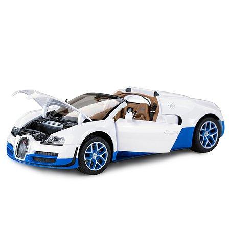 Машина Rastar 1:18 Bugatti GS Vitesse Белая