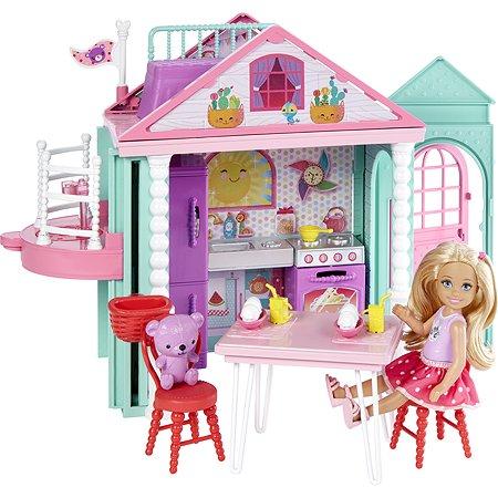 Набор игровой Barbie Домик Челси