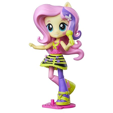 Мини-кукла MLP Equestria Girls My Little Pony Fluttershy C0867