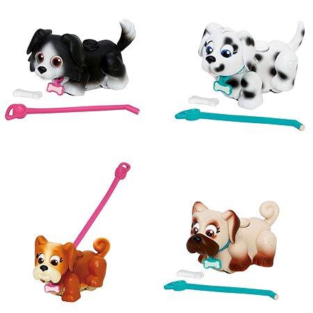 Фигурка собачки Spin Master Pet Parade с косточкой и поводком в ассортименте