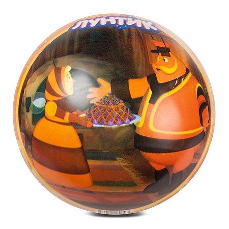 Мяч FRESH-TREND 23 см Лунтик оранжевый