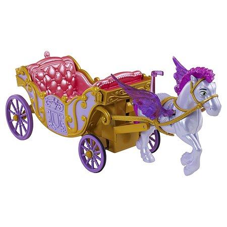 Конь Минимус Disney и волшебная карета