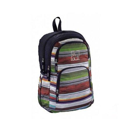 Рюкзак ALL OUT Kilkenny Waterfall Stripes (фиолетовый/черный)