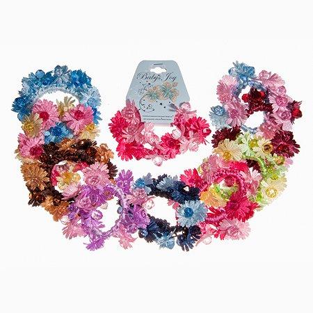 Резинка Babys JOY для волос Цветок в ассортименте (VT435)