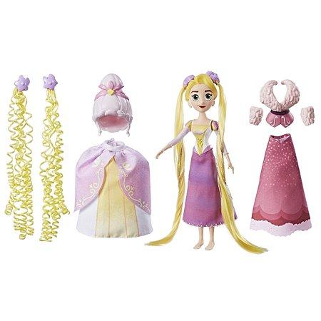 Кукла Disney Рапунцель стильная C1751EU4