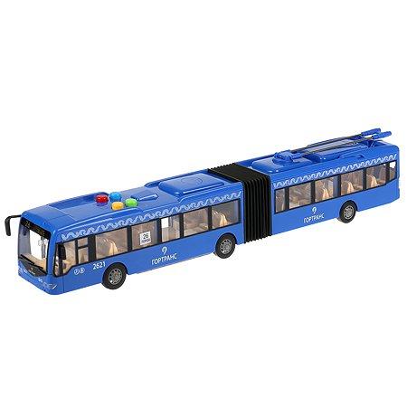 Троллейбус Технопарк инерционный 280870