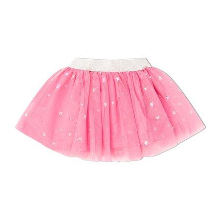 Юбка BabyGo розовая