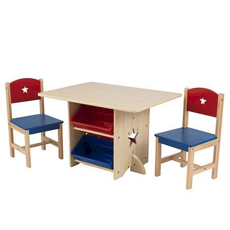 Набор мебели KidKraft Звезда 7предметов 26912_KE