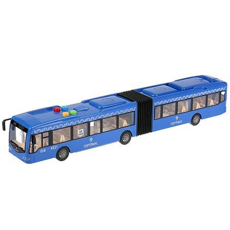 Автобус Технопарк инерционный 280869
