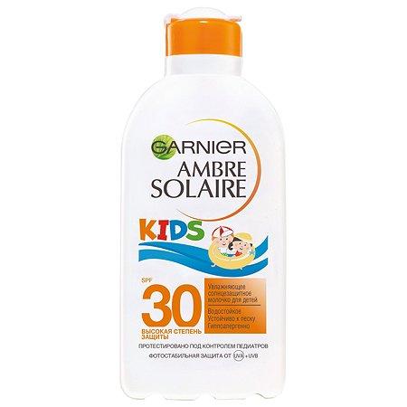 Молочко GARNIER Ambre Solaire солнцещитное SPF30 200мл