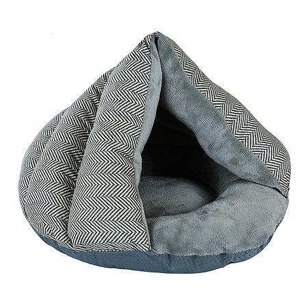 Тоннель-лежанка для животных Не один дома Оксфорд S 860119-02GR1de