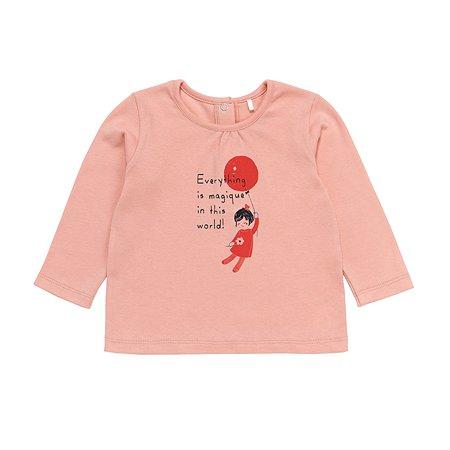 Футболка Artie розовая