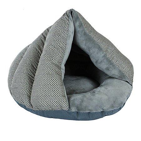 Тоннель-лежанка для животных Не один дома Оксфорд M 860119-02GR2de