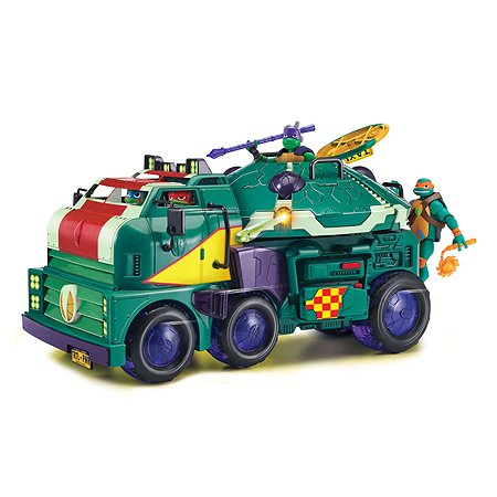 Игрушка TMNT Черепашки ниндзя Танк Майки 82521