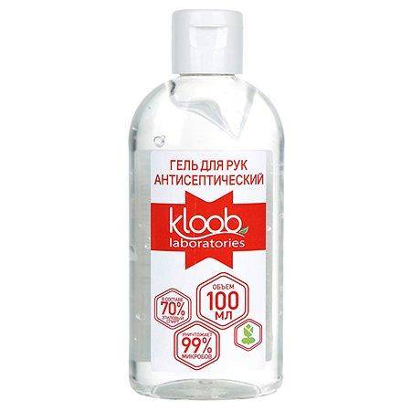 Гель антисептический Kloob Этиловый спирт 70% 100мл