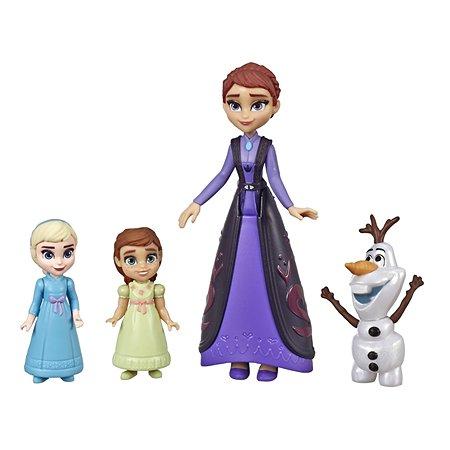 Кукла Disney Princess Hasbro Холодное сердце 2 Делюкс Мама и дочки E6913EU4