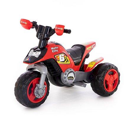 Мотоцикл MOLTO Elite 6V Красный 35882_PLS