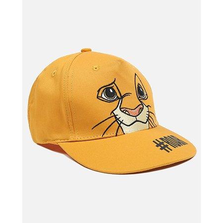 Кепка The Lion King жёлтая
