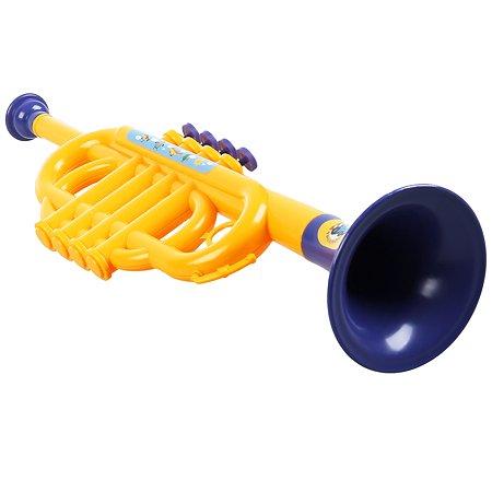 Труба Играем Вместе Синий трактор 302579 Играем вместе