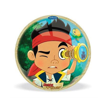 Мяч Mondo Джейк и Пираты Нетландии 23 см