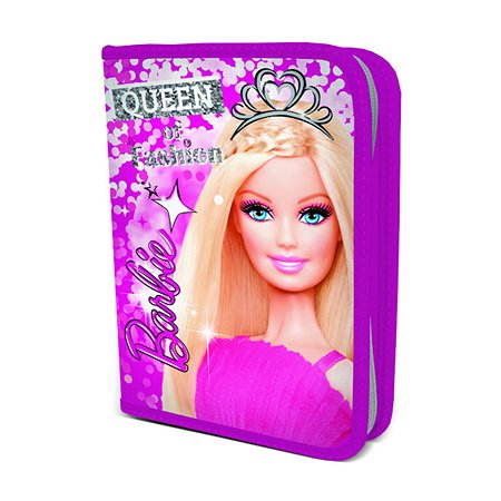 Пенал Kinderline Barbie