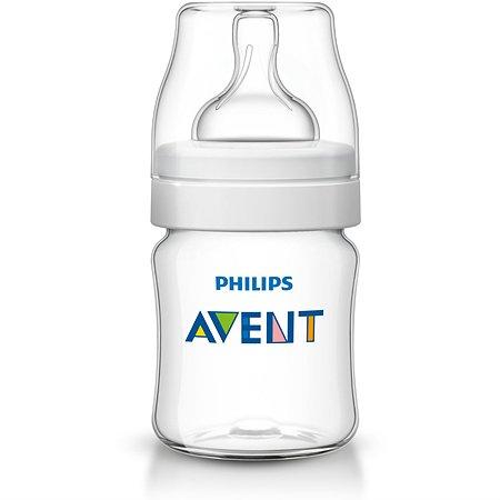 Бутылочка Philips Avent Classic+ 0 мес+ 125 мл SCF560/17