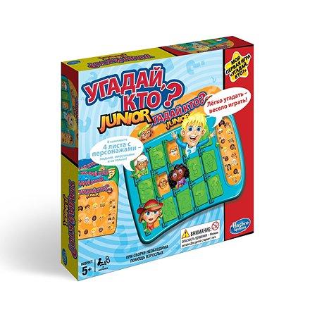 Моя первая игра Hasbro Games Угадай кто?