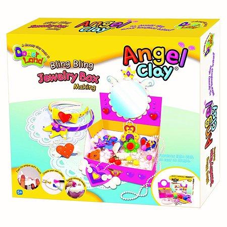 Набор для лепки Angel Clay Jewerly Box