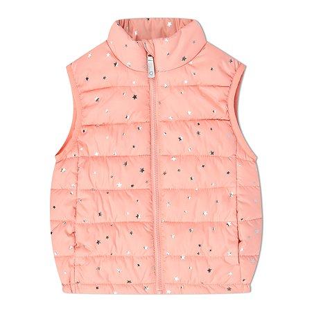Жилет BabyGo розовый