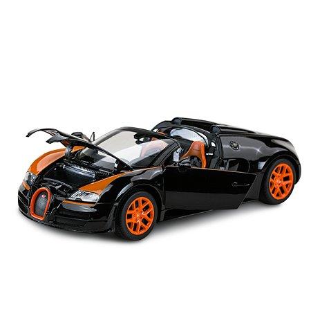 Машинка Rastar Bugatti GS Vitesse 1:18 черная