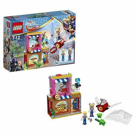 Конструктор LEGO DC Super Hero Girls Харли Квинн™ спешит на помощь (41231)