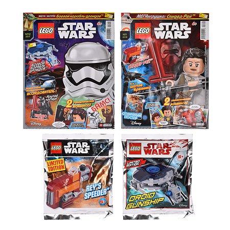 Журнал ORIGAMI LEGO Star Wars в ассортименте