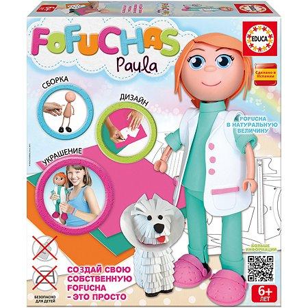 Набор для творчества Educa Кукла Фофуча Паула