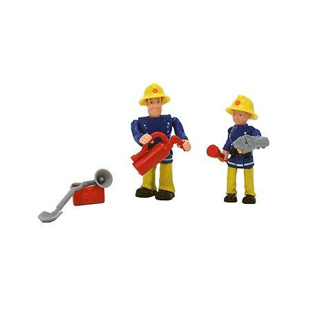 Набор Fireman Sam Пожарные SAM&PENNY 7,5см