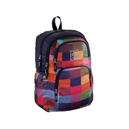 Рюкзак ALL OUT Kilkenny Sunshine Check (черный/разноцветный)