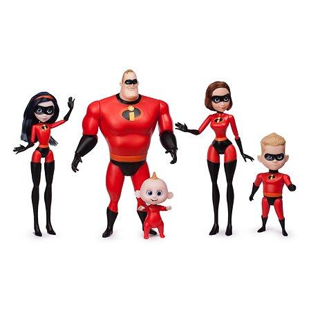 Набор кукол The Incredibles 2 5 шт 77217