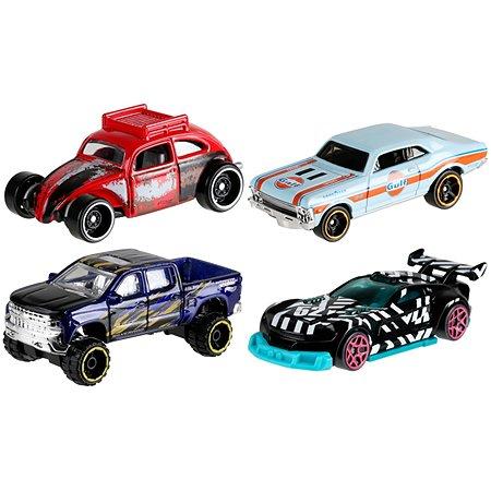 Серия базовых моделей автомобилей Hot Wheels в ассортименте