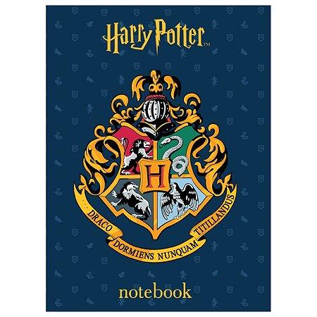 Бизнес-блокнот Hatber Гарри Поттер А6 64л 057195