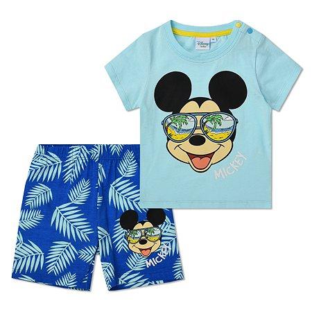 Комплект Disney baby футболка+шорты