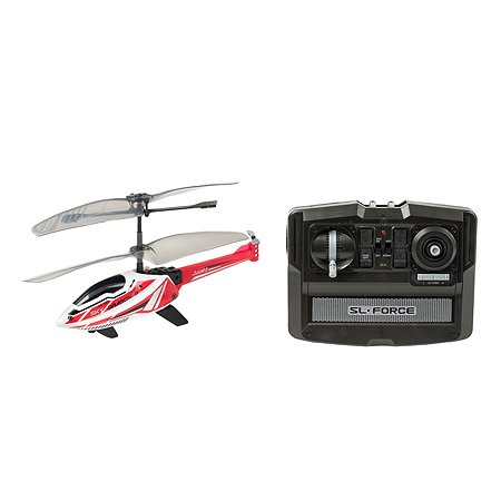 Вертолет Silverlit Sky Dragon 3 с гироскопом Красно-белый 84783-1