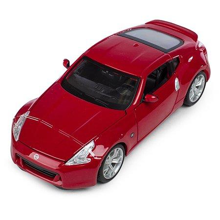 Машинка MAISTO 1:24 Nissan 370Z красная 31200