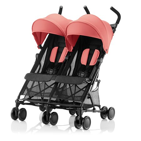 Коляска Britax Holiday Double Coral Peach